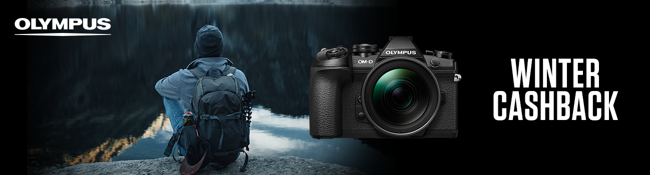 Olympus Winter Cashback 1.9.2018 - 15.1.2019